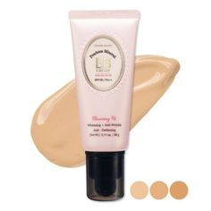 [Etude House] Precious Mineral BB Cream Blooming Fit Whitening Anti-Wrinkle, Light - medium coverage, smells similar to Clinique Happy. Etude House, Whitening Cream For Face, Whitening Face, Beauty Balm, Cream For Dry Skin, Skin Brightening, Korean Beauty, Asian Beauty, The Balm
