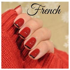 Red French