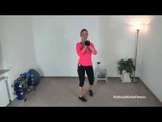 Week One: 30 Days to HIIT Fit. BEGINNER Program. (M-F Split) - YouTube