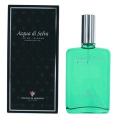 Acqua di Selva for Men by Visconti di Modrone Eau de Cologne Spray 3.4 oz only $17.95 Launched by the design house of Visconti Di Modrone in 1949, ACQUA DI SELVA is a men's fragrance that possesses a blend of oakmoss, citrus and forest flavors. It is recommended for evening wear.   #ViscontiDiModrone #cologne #ViscontiDeModrone #Under20 #men #Discountperfume #freeshipping https://goo.gl/e4M68P