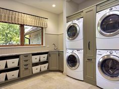 Country Laundry Room - Come find more on Zillow Digs!
