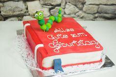 Marzipan, Fondant, Cake Recipes, Desserts, Food, Dragons, Harry Potter, Cake Birthday, Bakken