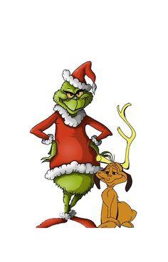Die 32 Besten Bilder Von Der Grinch Christmas Parties Merry