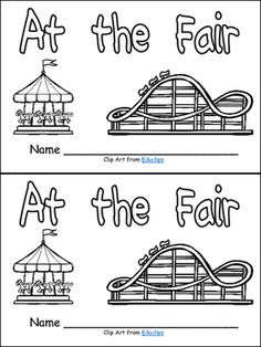 The fair is coming soon! Celebrate spring and summer by
