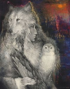 Midnight Sun by Susan Seddon-Boulet Archival Prints and Original Art - Turning Point Gallery