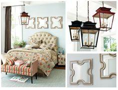 Ballard Designs  |  Piedmont Bedroom
