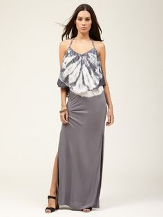 Give me the Jersey Jude Halter Maxi by Young Fabulous & Broke (three characteristics of my current human state) on Gilt