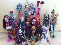 muñecas ever after high sin articulaciones - Buscar con Google