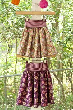 yoga skirts by sew liberated, and where to find knit fabrics