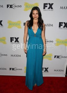 Katrina Law rocking the Tanja maxi!