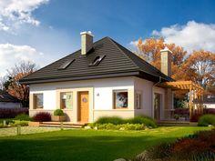 tyle kasy do zmarnowania House Plans, Pergola, Garage Doors, Mansions, House Styles, Outdoor Decor, Home Decor, Decoration Home, Manor Houses