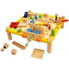 Our Spend & Save ends tonight so now's the time to save on our range of wooden toys like this Work Bench, perfect for aspiring handymans  #woodentoys #sustainabletoys #ecotoys #woodenworkbench #handyman #boystoys #kidstoys