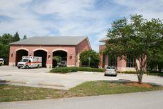 orange county fire stations | Reedy Creek (Disney World)Fire Station 2 - karlsfirephotos' Photos