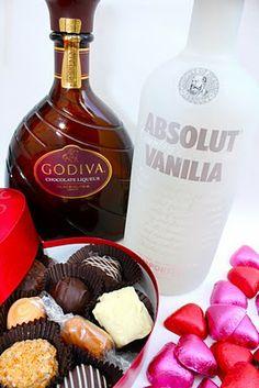 Box of Chocolates Martini
