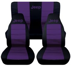 Details about Jeep Wrangler Two Tone Seat Covers Canvas Front & Rear Choose color Bild 8 von 15 Jeep Wrangler Seat Covers, Jeep Seat Covers, Jeep Seats, White Jeep Wrangler, 2015 Jeep Wrangler, Jeep Wrangler Unlimited, Jeep Jeep, Sahara Jeep, Jeep Wheels