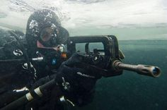 Commandos Marine : French Navy's Special Operations Unit.