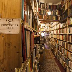 Be still my beating heart! I should just take a bookstore tour of these places 19 Magical Bookshops Every Book Lover Must Visit