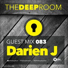 'TheDeepRoom Guest Mix 083 - Darien J [BeachGrooves]' on #SoundCloud #np