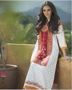Zanish Kurti Vol II 2B #pakistani #kurta #desifashion