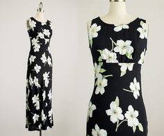 20% Off With Coupon Code 90s Vintage Floral by ShopCherieVintage