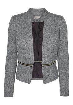 dad4c9cc5294 Blazer - dark grey melange   Zalando.nl 🛒. Gris FoncéTenue De  TravailVesteCoutureVirée ShoppingKobeMode FemmeComment ...