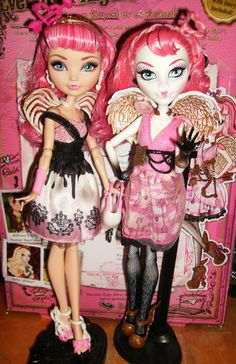 c.a cupid monster high n ever after high