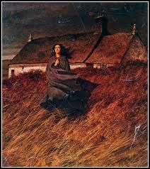 Wuthering Heights, by Emily Brontë. Bantam, Cover by Robert McGinnis Vintage Gothic, Gothic Art, Cover Pics, Cover Art, Bronte Sisters, Emily Bronte, Charlotte Bronte, Wuthering Heights, Robert Mcginnis