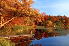 Wont be long now fall in Wisconsin