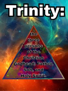 Beautiful #trinity #dictionary #meaning #definition Trinity Means The Three Persons  Of The Christian