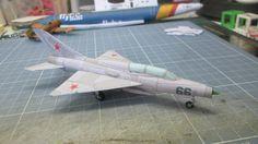 "Mikoyan-Gurevich MiG-21U Early ""Mongol A"""