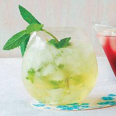 Mint Mojito Recipe - Health Mobile