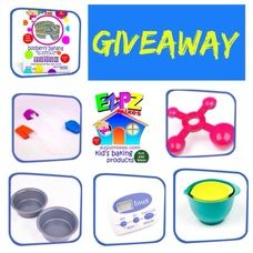 Enter to win an EZPZ Baking Mix at Life of a Busy Mommy