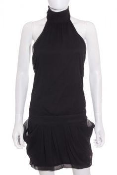Armario de Liria. Vestido Mujer - Bershka negro talla M www.ropasion.com