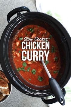 Here's a recipe guest post that I wrote for Fit For Moms. It's for (freezer-friendly) chicken curry that cooks in your slow cooker. Even my non-adventurous-eating-husband loved it!