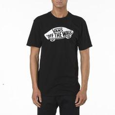 Vans Black Vans OTW T-Shirt