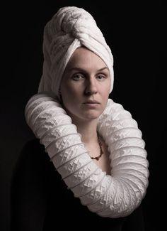 Portret by Frederique Sengers Concept Photography, Creative Photography, Fine Art Photography, Portrait Photography, Fashion Photography, Foto Portrait, Portrait Art, Tableaux Vivants, Renaissance Paintings