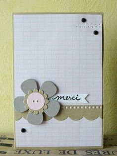 combo sur little scrap. Lift d'une carte vue sur Pinterest.