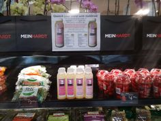 HoliDrink is now also available via Meinhardt Fine Foods at 609 Granville Street, downtown Vancouver.