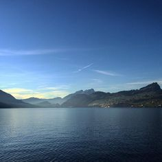 Lake of Lucerne by dongga Seen, Mountain S, Alps, Switzerland, River, Landscape, Outdoor, Instagram, Stone