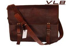 Darker Brown Leather Bag, Handmade Bag for Men, vintage Men Bags, Leather Messenger Bag,Leather Laptop Bag, Shoulder Ba