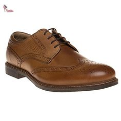 Red Tape Backford Homme Chaussures Fauve - Chaussures red tape (*Partner-Link)