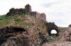 Dunscaith Cstle, Clan MacDonald