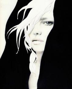 elisa mazzone, fashion illustration, elisa mazzone fashion illustrator