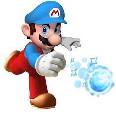 Ice Mario - Fantendo, the Nintendo Fanon Wiki - Nintendo, Nintendo ...