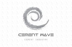 Cement Wave Industry - $295 (negotiable) http://www.stronglogos.com/product/cement-wave-industry #logo #design #sale #cement #industry #construction