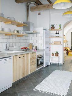 cocina de estilo mediterráneo