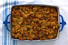 Pumpkin Bread Pudding sounds like the perfect treat for a crisp fall weekend morning.