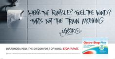 Gastro-Stop Plus: Feel The Wind, Take The Stairs