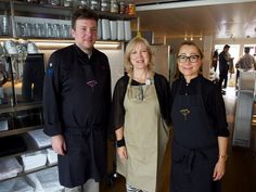 Tanja Grandits at Hiltl Akademie with Junghans Watches Chefs, Chef Jackets, Restaurants, Athletic, Wine, Watches, Tops, Fashion, Moda