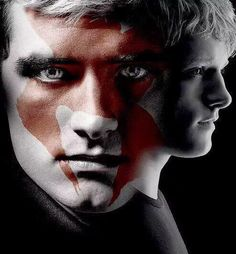 From The Hunger Games to Mockingjay: Peeta